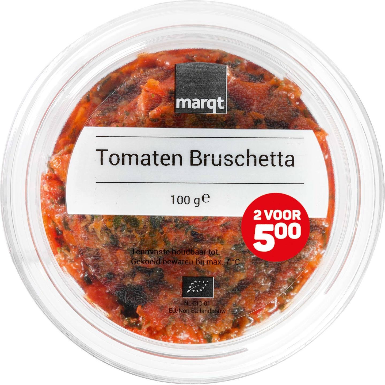 Biologische Marqt Bruschetta tomaat 100 gr