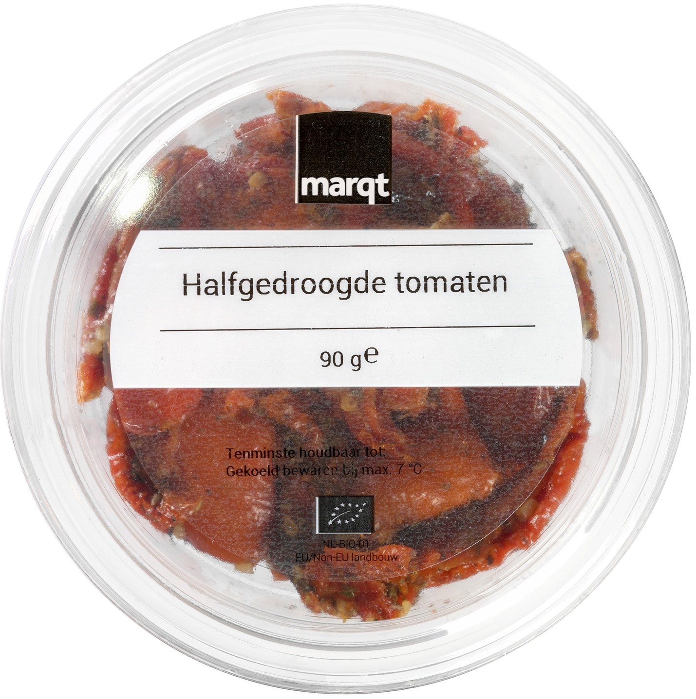 Biologische Marqt Half gedroogde tomaten 90 gr