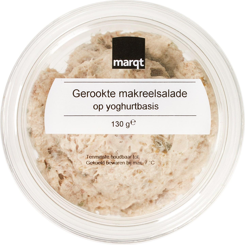 Biologische Marqt Makreelsalade op yoghurtbasis 130 gr