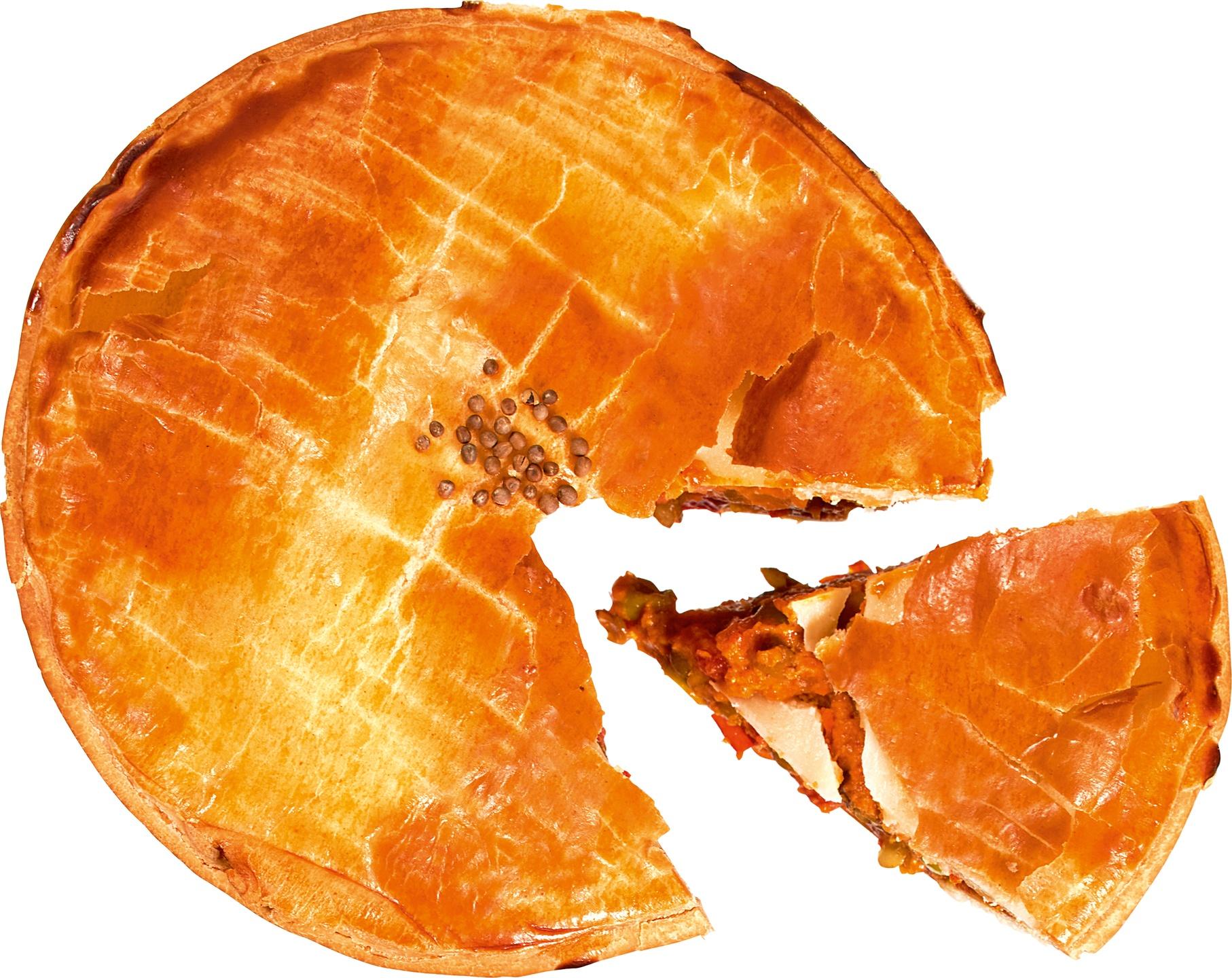 Biologische Marqt Linzencurry pie 225 gr