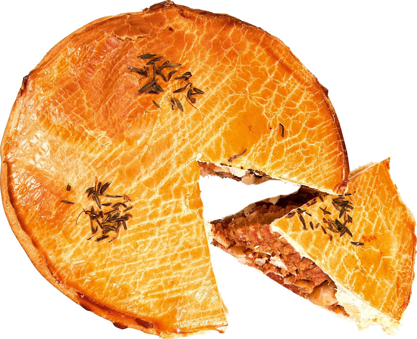 Biologische Marqt Rundvlees & chorizo pie 225 gr