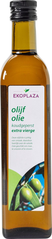 Biologische Ekoplaza Olijfolie extra vierge 500 ml