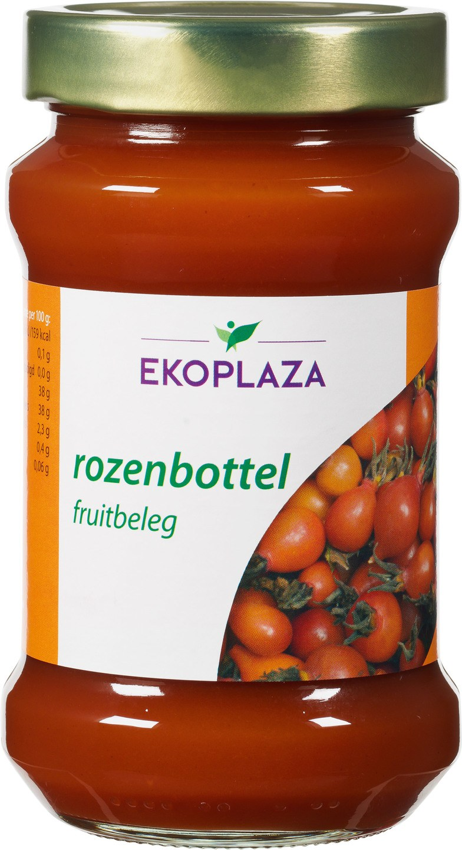 Biologische Ekoplaza Fruitbeleg rozenbottel 415 gr