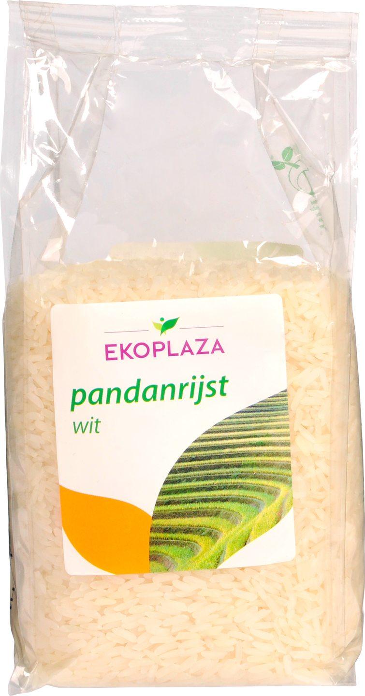 Biologische Ekoplaza Pandanrijst wit 500 gr