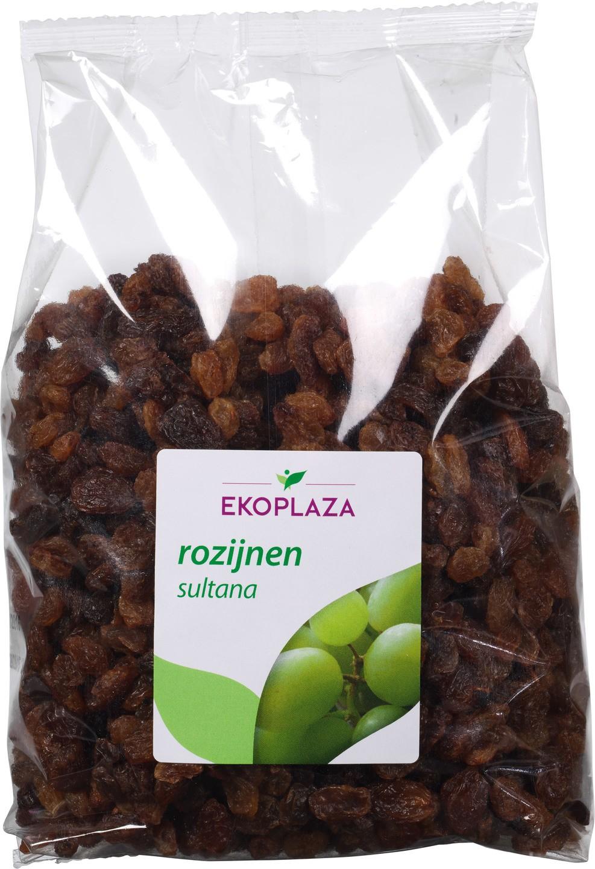 Biologische Ekoplaza Rozijnen Sultana 750 gr