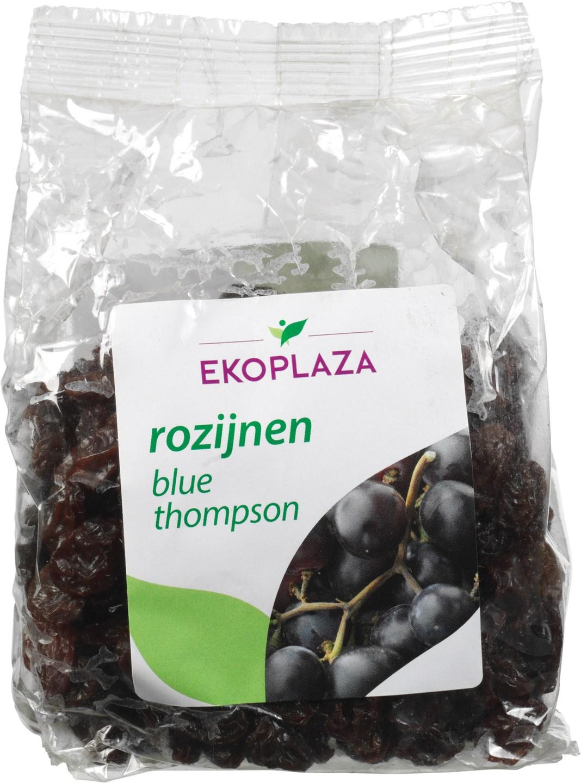 Biologische Ekoplaza Rozijnen Blue Thompson 250 gr