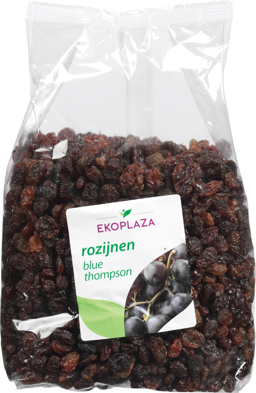 Biologische Ekoplaza Rozijnen Blue Thompson 750 gr