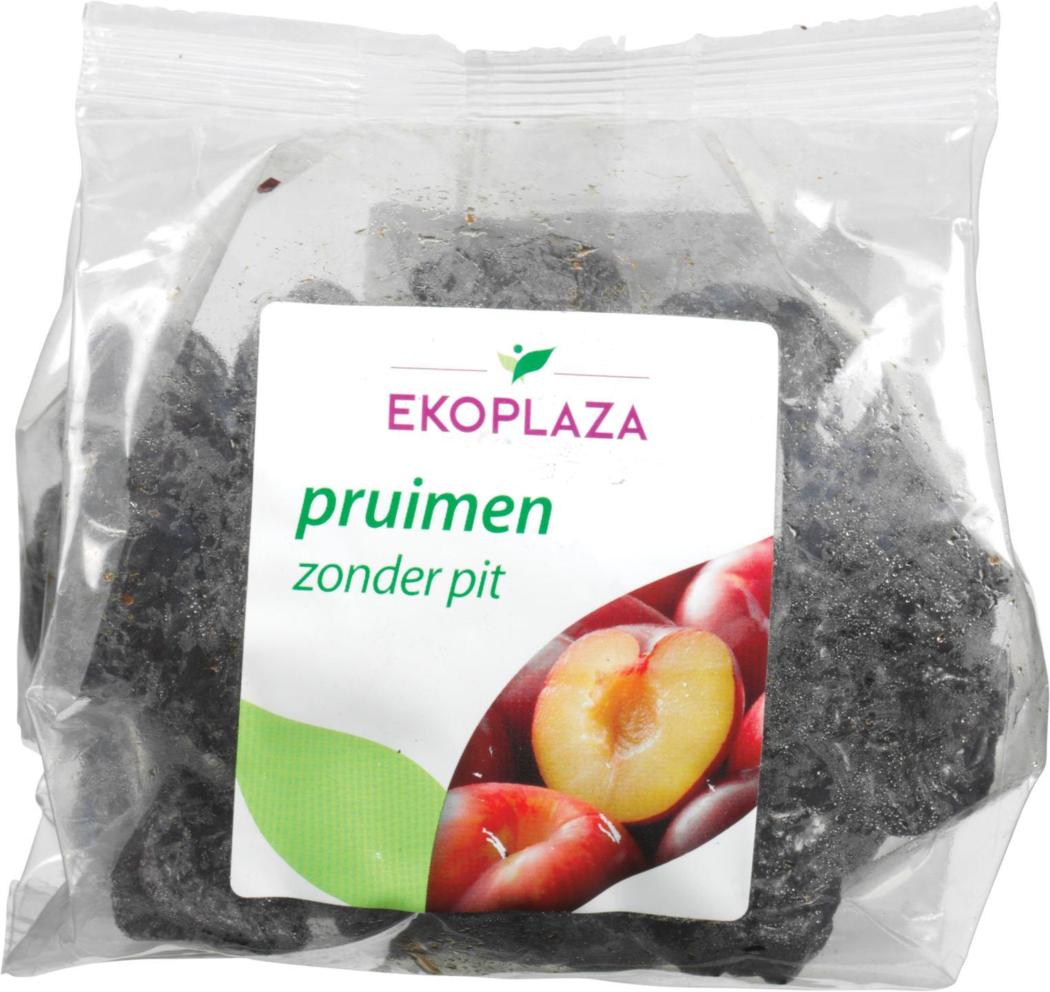 Biologische Ekoplaza Gedroogde pruimen zonder pit 250 gr