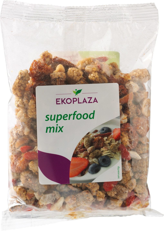 Biologische Ekoplaza Ontbijtmix superfood 200 gr