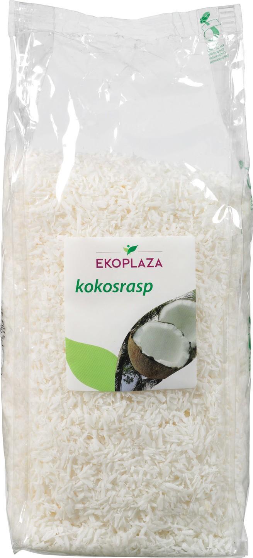 Biologische Ekoplaza Kokosrasp 400 gr