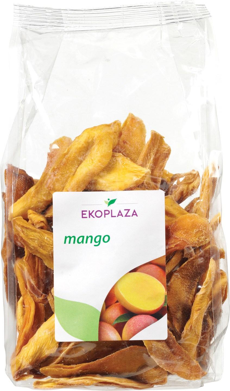 Biologische Ekoplaza Gedroogde mango 250 gr