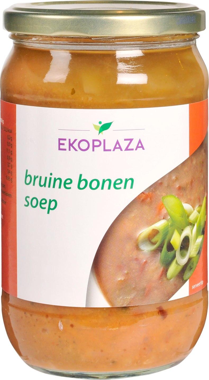 Biologische Ekoplaza Bruine bonensoep 720 ml