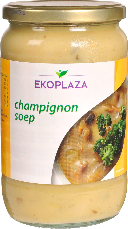 Biologische Ekoplaza Champignonsoep 720 ml