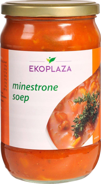 Biologische Ekoplaza Minestronesoep 720 ml