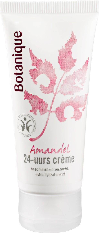 Biologische Botanique Dag- en nachtcrème amandel - gevoelige huid 50 ml