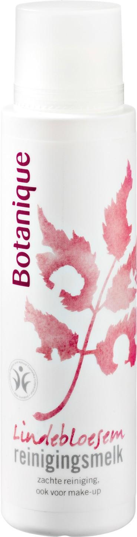 Biologische Botanique Reinigingsmelk lindebloesem - alle huidtypes 150 ml