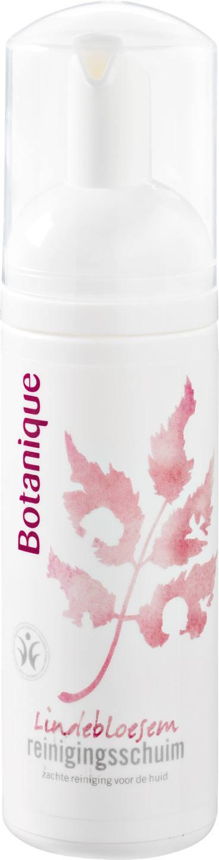Biologische Botanique Reinigingsschuim lindebloesem - gevoelige huid 150 ml