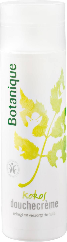 Biologische Botanique Douchecrème kokos 200 ml
