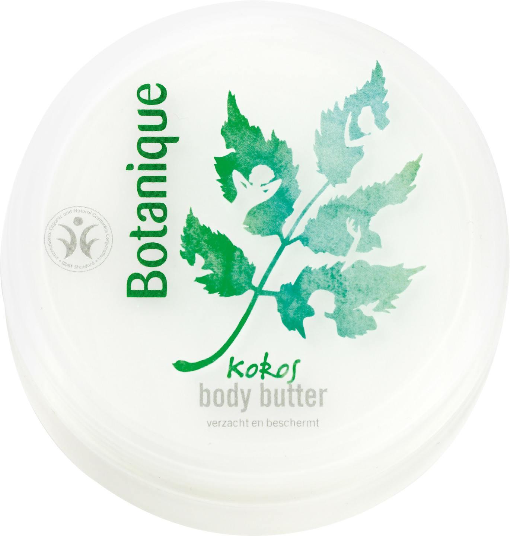 Biologische Botanique Body butter kokos 150 ml