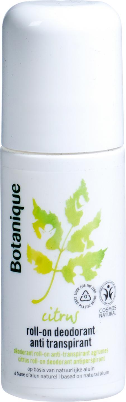 Biologische Botanique Roll-on deodorant anti-transpirant 50 ml