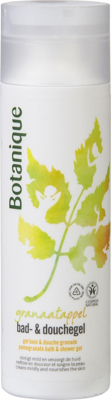Biologische Botanique Bad- & douchegel granaatappel 200 ml