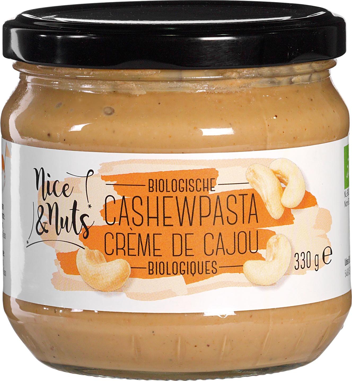 Biologische Nice&Nuts Cashewpasta 330 gr