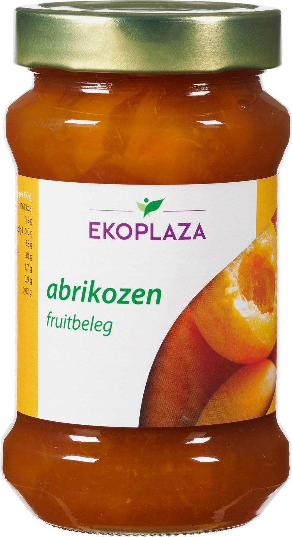 Biologische Ekoplaza Abrikozen fruitbeleg 415 gr