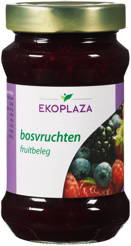Biologische Ekoplaza Bosvruchten fruitbeleg 415 gr