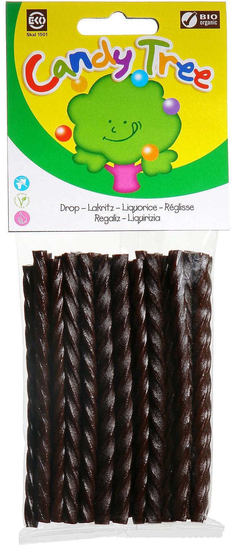 Biologische Candy Tree Zoete dropkabels 100 gr