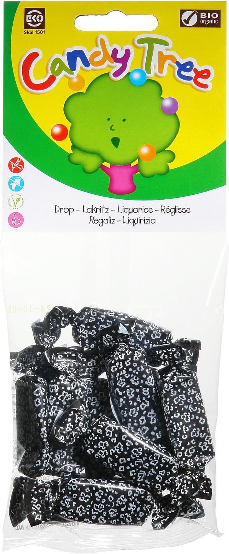 Biologische Candy Tree Droptoffees 75 gr