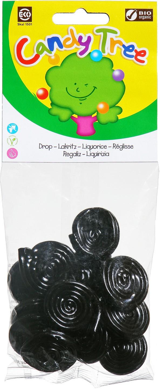 Biologische Candy Tree Zoete drop jojo's 100 gr