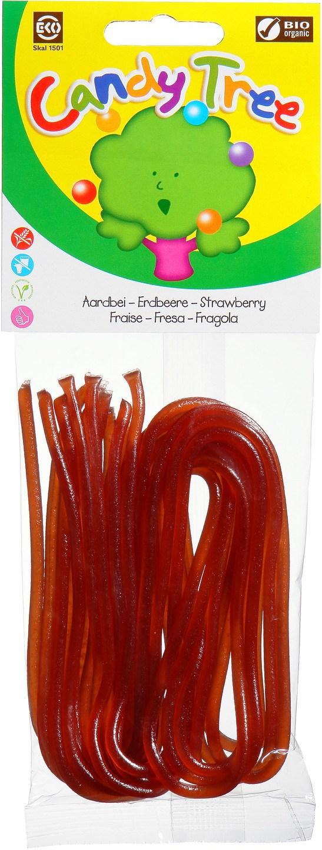 Biologische Candy Tree Aardbeiveters 75 gr