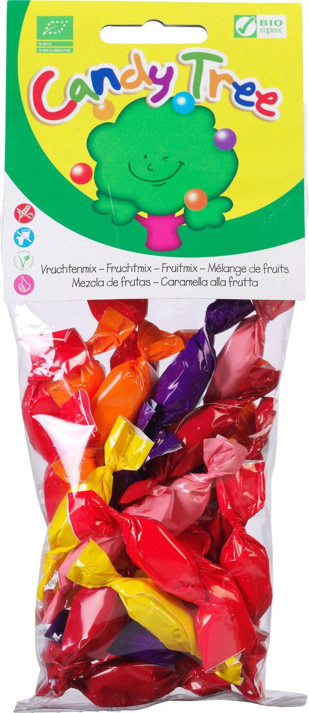 Biologische Candy Tree Zuurtjes fruitmix 100 gr