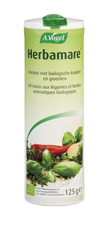 Biologische A. Vogel Herbamare kruidenzout original 125 gr