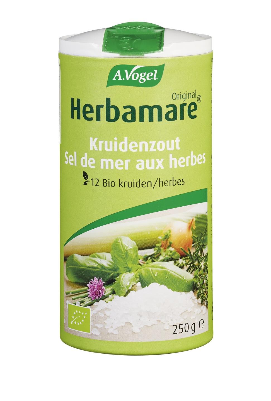 Biologische A. Vogel Herbamare kruidenzout original 250 gr