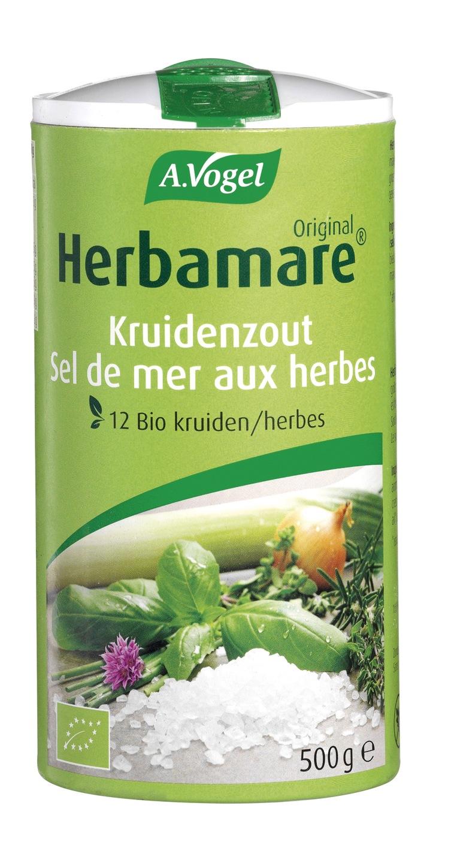 Biologische A. Vogel Herbamare kruidenzout original 500 gr