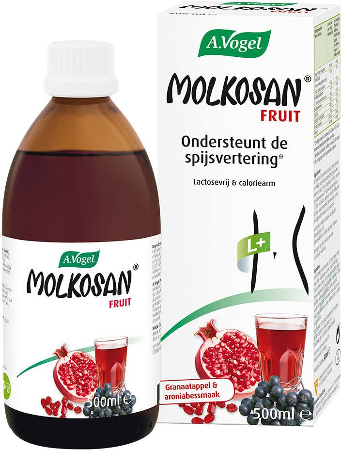Biologische A. Vogel Molkosan fruit 500 ml