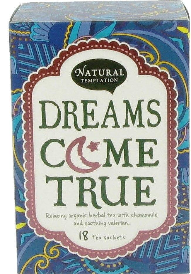 Biologische Natural Temptation Dreams come true kruidenthee 18 builtjes