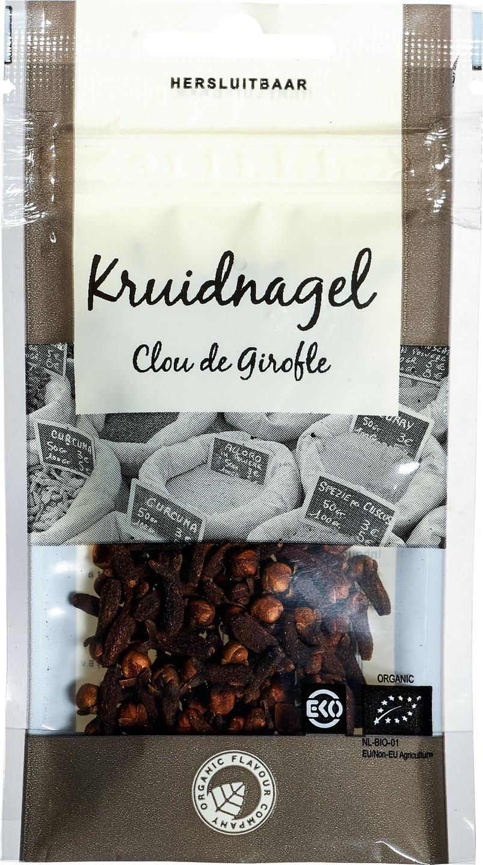Biologische Organic Flavour Company Kruidnagel 12 gr