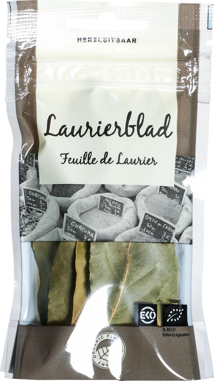 Biologische Organic Flavour Company Laurierblad 2 gr