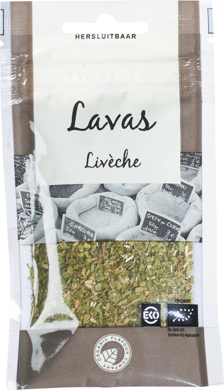Biologische Organic Flavour Company Lavas 9 gr