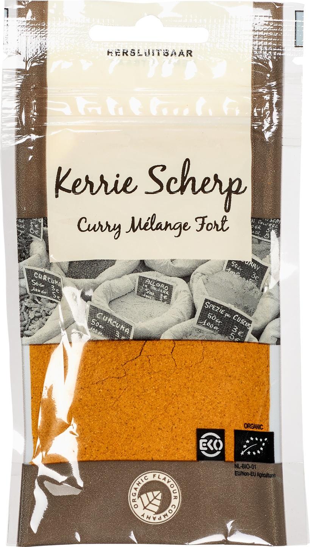 Biologische Organic Flavour Company Kerrie India 25 gr