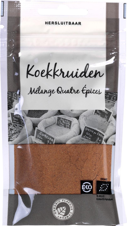 Biologische Organic Flavour Company Koekkruiden 23 gr