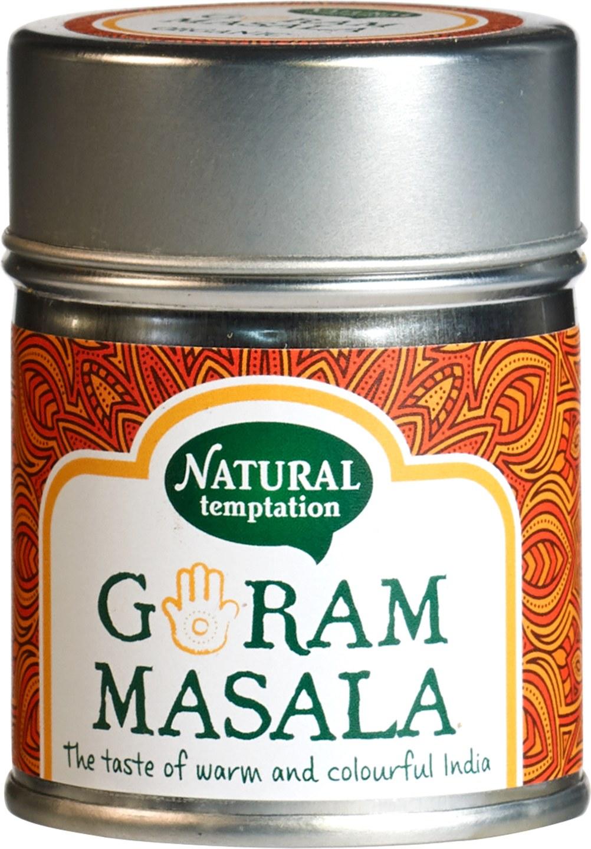 Biologische Natural Temptation Garam masala kruidenmix 50 gr