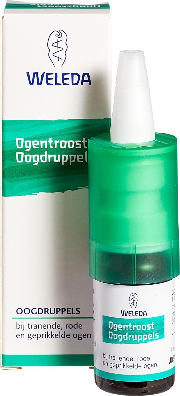 Biologische Weleda Ogentroost oogdruppels 10 ml