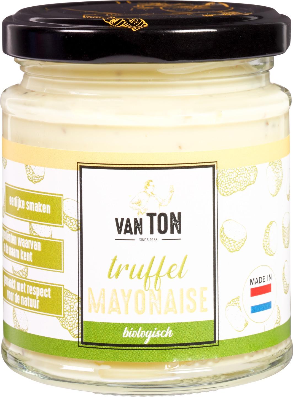Biologische van TON Truffelmayonaise 170 ml