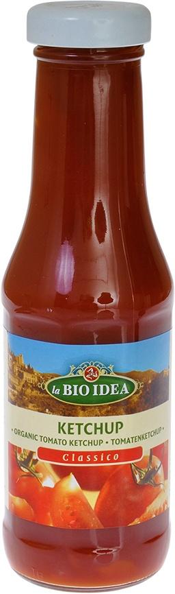 Biologische La Bio Idea Tomatenketchup Classico 300 gr