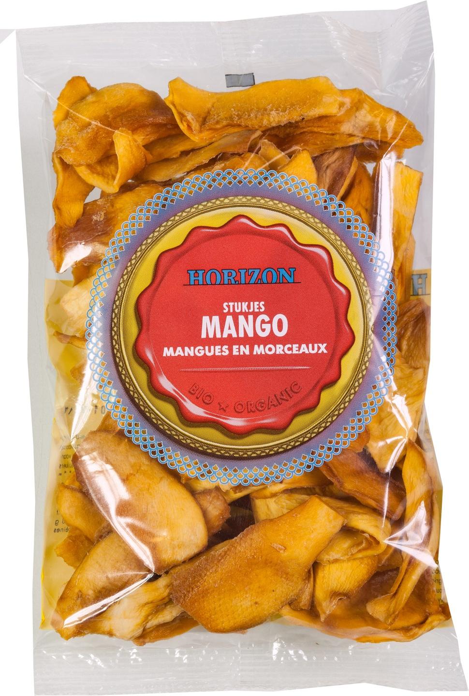 -15% SALE | Biologische Horizon Mango 250 gr