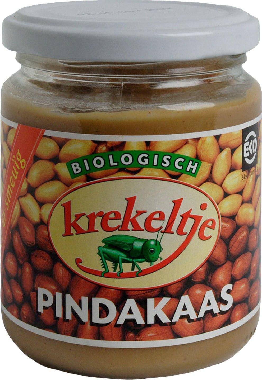 Biologische Krekeltje Pindakaas 250 gr
