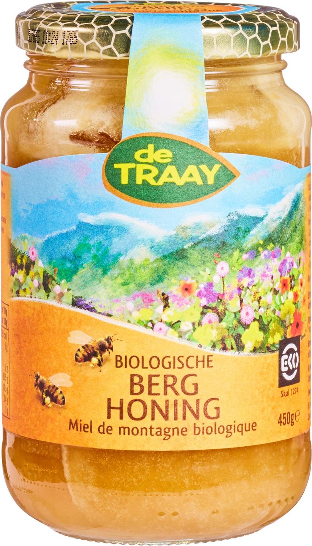 Biologische De Traay Berghoning 450 gr
